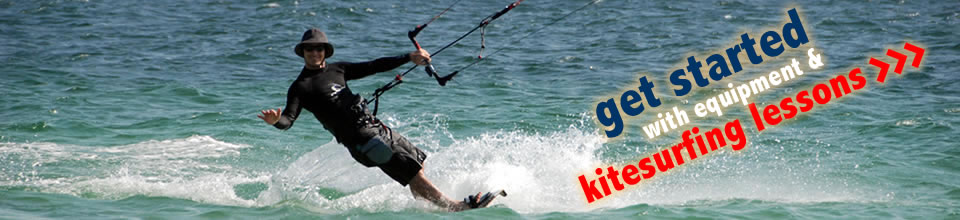 Kiteboarding Lessons & Equipment