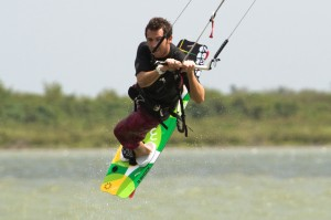 Kitesurfing in Costa Rica